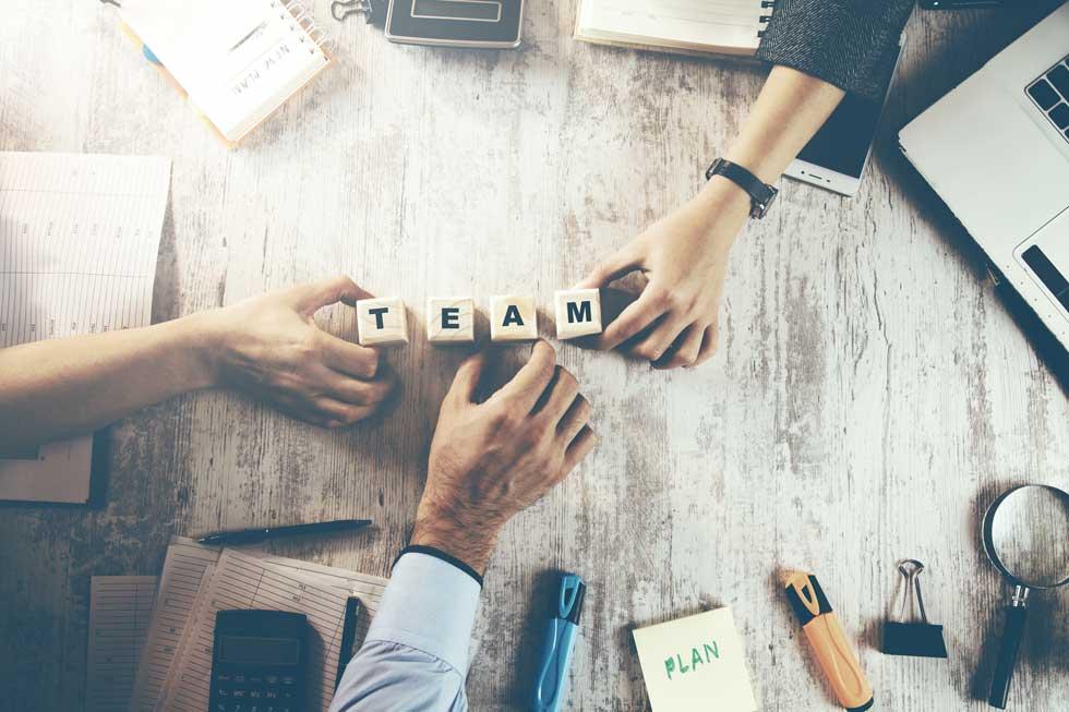 Teamentwicklungen – Arbeitsfahigkeit herstellen und festigen